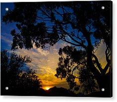 Dream Sunrise Acrylic Print