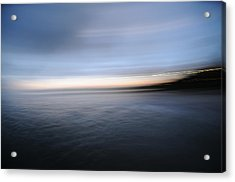 Dreamscape Acrylic Print by Victor Rugg
