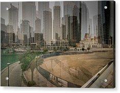 Dubai Marina  Acrylic Print