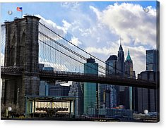 Acrylic Print featuring the photograph Dumbo by Mitch Cat