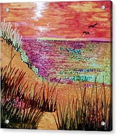 Dune Dreaming Acrylic Print