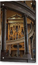 Acrylic Print featuring the photograph Duomo Verona by Pat Purdy