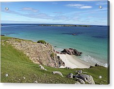 Acrylic Print featuring the photograph Durness - Scotland by Pat Speirs