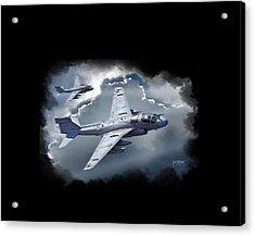 Ea-6b Prowler Acrylic Print