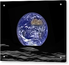 Earthrise Acrylic Print