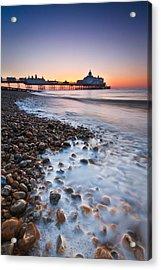 Eastbourne Sunrise Acrylic Print