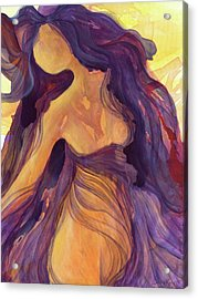 Emerging Acrylic Print