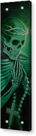 Endless Faith Acrylic Print by Joshua South