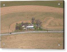 Erdenheim Farm Acrylic Print by Duncan Pearson