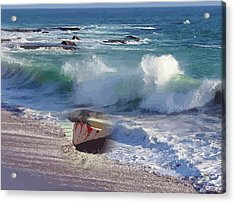 Everything Returns To It's Source Acrylic Print