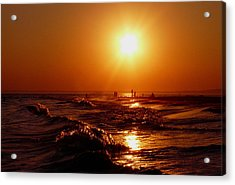 Extreme Blazing Sun Acrylic Print
