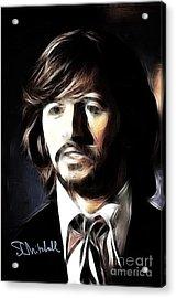Fabulous Ringo Acrylic Print