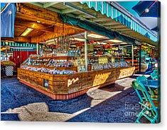 Fairfax Farmers Market Acrylic Print