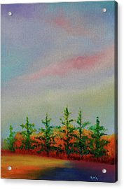 Fall Is Coming Acrylic Print