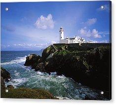Fanad Lighthouse, Co Donegal, Ireland Acrylic Print