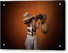 Fekat Circus Acrylic Print