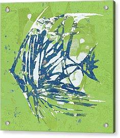 Fish - Pop Art  Poster Acrylic Print