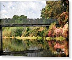 Five Mile Bidwell Park Acrylic Print