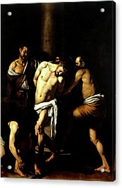 Flagellation Of Christ Acrylic Print