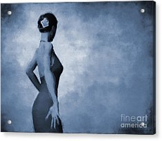 Flamenco In C Acrylic Print