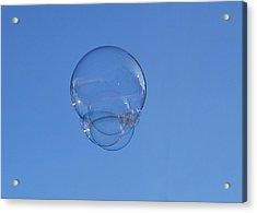 Floating Acrylic Print by Marilynne Bull