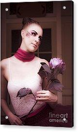 Flower Acrylic Print by Jorgo Photography - Wall Art Gallery