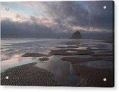 Forbidden Coast Acrylic Print