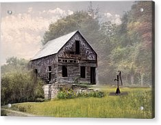 Acrylic Print featuring the photograph Fresh Air by Robin-Lee Vieira