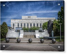 Frist Center For The Arts Acrylic Print