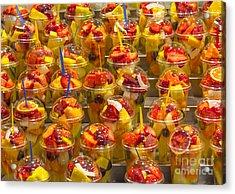 Fruit Juice Acrylic Print