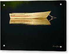 Acrylic Print featuring the photograph Gamefisher by AnnaJanessa PhotoArt