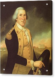 General George Washington Acrylic Print