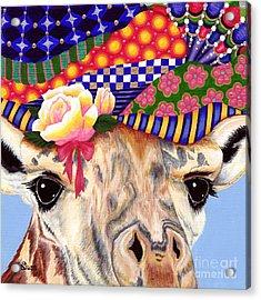 Gertie's New Hat Acrylic Print