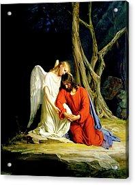 Gethsemane Acrylic Print