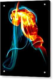 Ghost 11 Acrylic Print