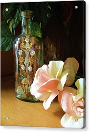 Acrylic Print featuring the photograph Gifts Momma Left Me by Alga Washington