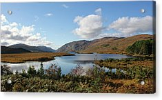 Glenveagh National Park, County Donegal, Ireland. Acrylic Print