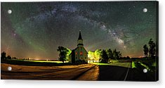Acrylic Print featuring the photograph Glorious Night by Aaron J Groen