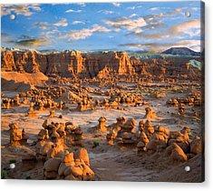 Goblin Valley State Park Utah Acrylic Print by Utah Images