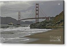 Golden Gate Study #1 Acrylic Print