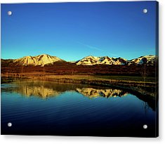 Good Morning Colorado Acrylic Print by L O C
