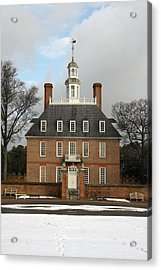 Governors Palace Acrylic Print