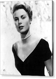 Grace Kelly Acrylic Print