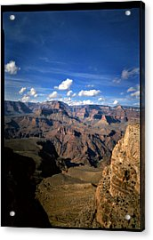 Grand Canyon Acrylic Print by Luca Baldassari