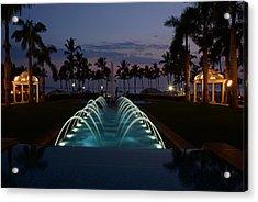 Grand Wailea Resort Acrylic Print