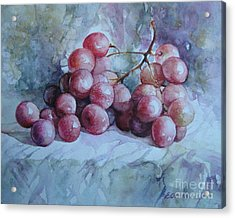 Grapes... Acrylic Print