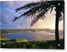 Guam, Pago Bay Acrylic Print
