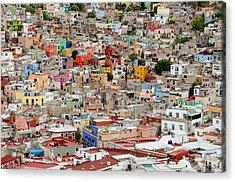 Guanajuato, Mexico. Acrylic Print