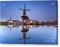 Haarlem Acrylic Print by Andre Goncalves