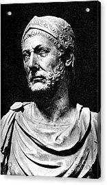 Hannibal, Carthaginian Military Acrylic Print